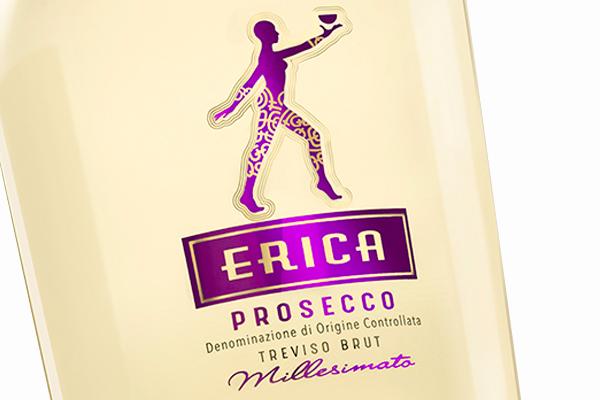 IL PACKAGING INNOVATIVO DEL PROSECCO VILLA ERICA