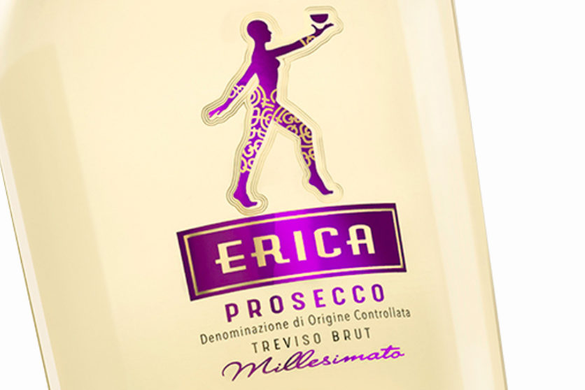 IL PACKAGING INNOVATIVO DEL PROSECCO VILLA ERICA